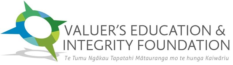 Valuers Education & Integrity Foundation Logo